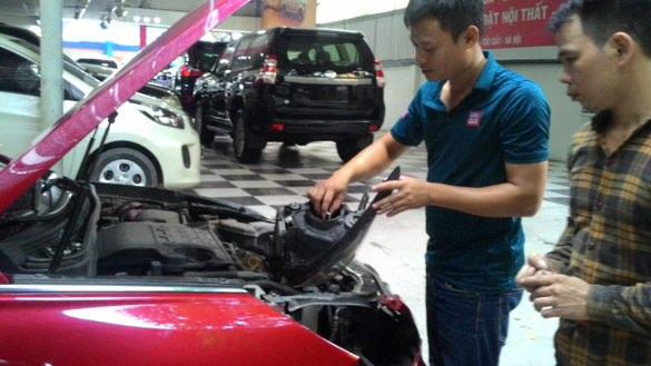 Học sửa chữa ô tô cần học những gì