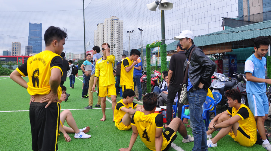 thanh xuan cup 11