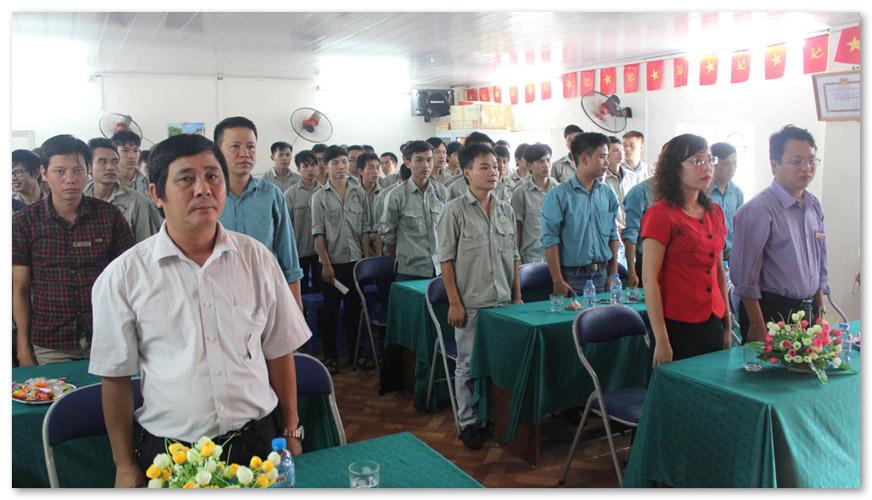 Khai giảng năm học mới 2014 - 2015