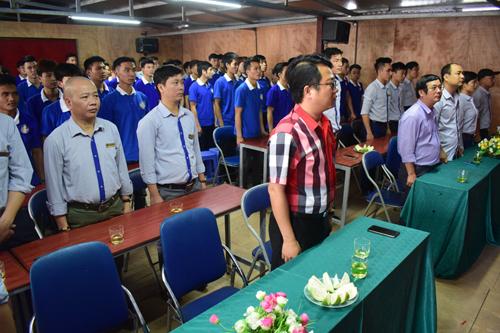Khai giảng học nghề năm học 2018