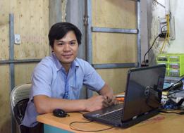 Thầy giáo Phan Đình Dương chia sẻ câu chuyện nghề điện lạnh
