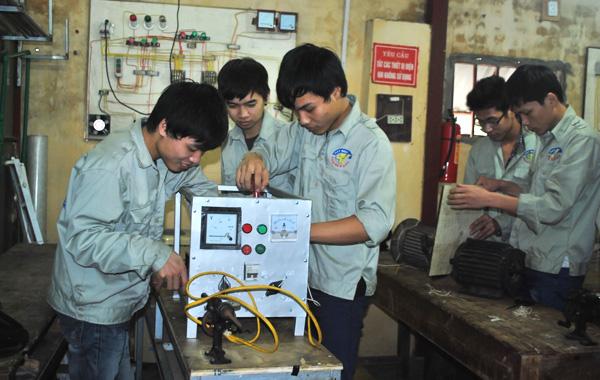 dạy nghề sửa điện dân dụng