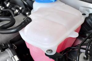 Chức năng của bình nước phụ trên xe ô tô