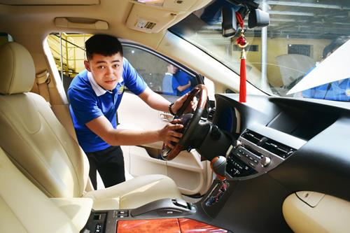 Học nghề Nội thất ô tô có tương lai không?